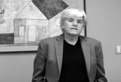 Michele Zavos Pioneers Portrait