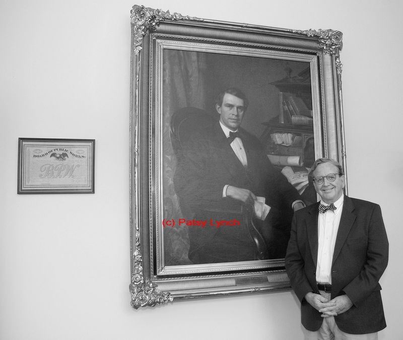 Jim Graham Pioneers Portrait