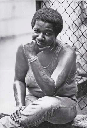 Colevia Carter Pioneers Portrait