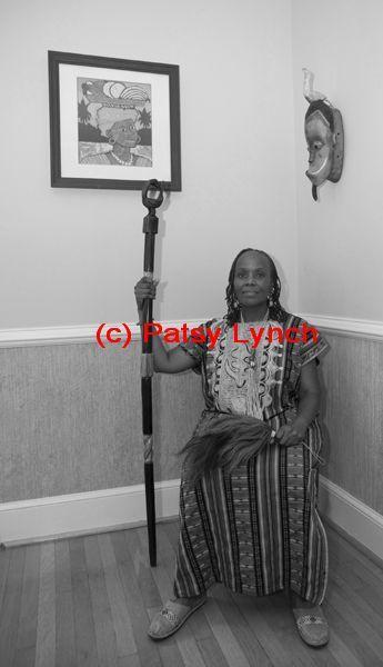 Valerie Papaya Mann Pioneers Portrait