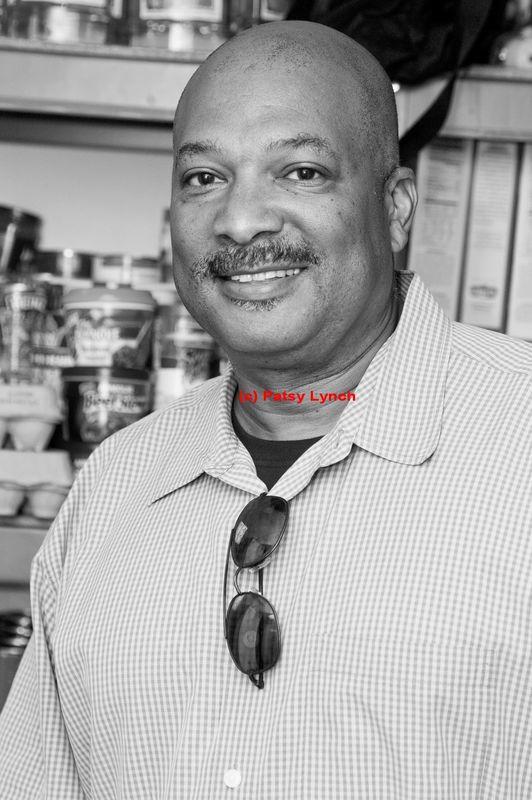 Otis 'Buddy' Sutson Pioneers Portrait
