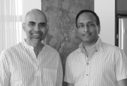 Atul Garg and Yassir Islam Pioneers Portrait