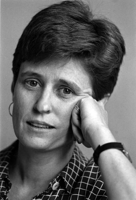 Susan Hester Pioneers Portrait