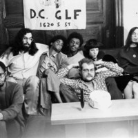 Gay Liberation Front-DC house members