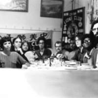 Gay Liberation Front-DC house members during Year 1 of the house